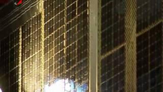 КК Союз ТМА-19. Засветка батарей. Spacecraft Soyuz TMA-19.