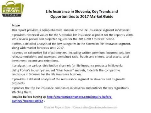 life insurance market in poland key trends growth Synopsis'non-life insurance in poland key trends and opportunities to 2020' report provides a detailed - market research reports and industry analysis.