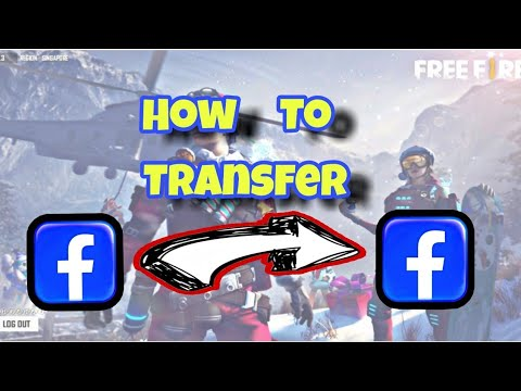 How To Transfer Free Fire Facebook Account To Another Facebook Account Step By Step 2020 New