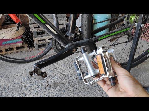 วิธีถอด+ใส่บันไดจักรยาน diy.