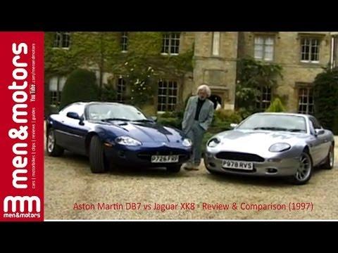 Aston Martin DB7 vs Jaguar XK8 - Review & Comparison (1997)