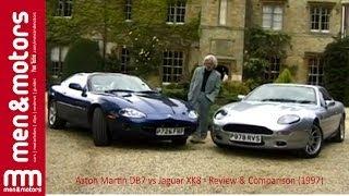 Aston Martin DB7 vs Jaguar XK8 - Review & Comparison (1997) thumbnail
