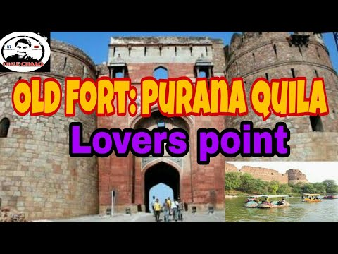 Old Fort : Lovers point must watch
