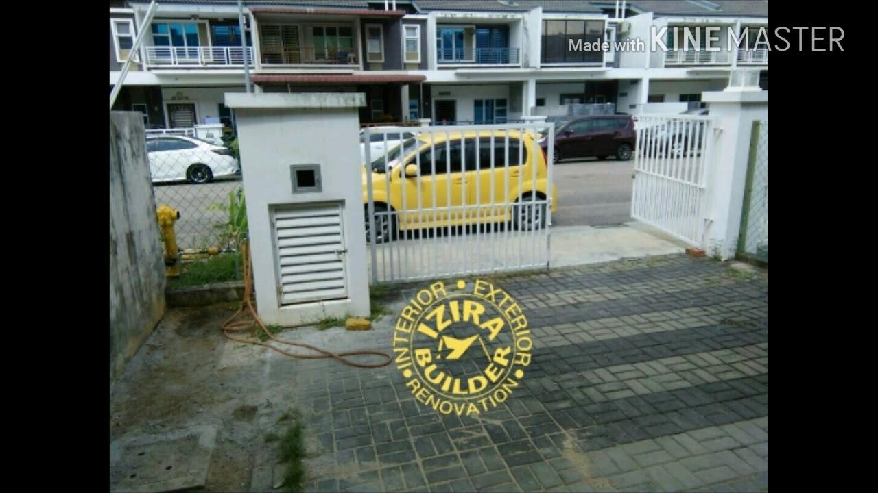 Kontraktor Renovate Rumah Johor Bahru Youtube