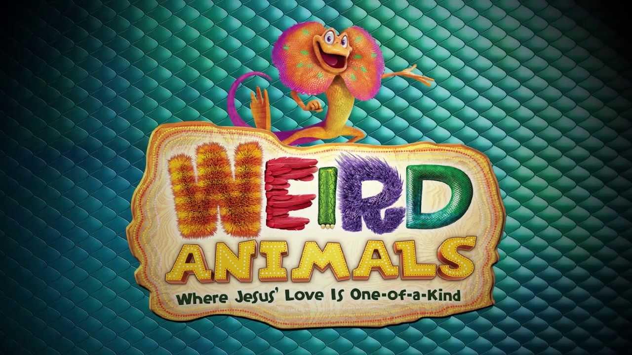 Weird Animals Vbs 8