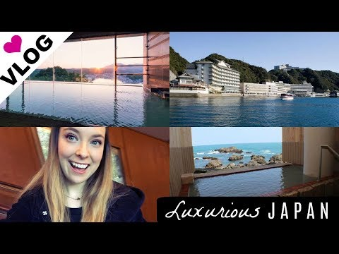 JAPAN VLOG: LUXURY OCEANFRONT RESORT