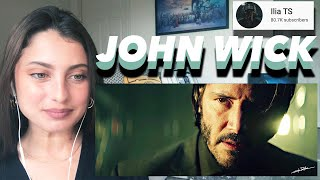 "Geeking out over ""John Wick"" by Ilia TS: Why is John Wick SO GOOD? (**NOT FAMILY FRIENDLY I'M SORRY)"