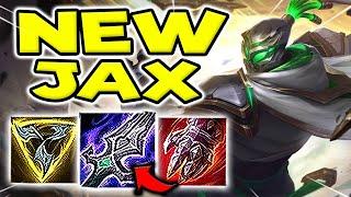 *NEW* BEST JAX SĶIN EVER CREATED | JAX TOP IS BROKEN & 10 KILLS+ (Season 11 Jax Gameplay Guide)