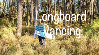 Longboard Dancing By Lola Fournie | Seignosse