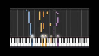Vocaloid - Servant of Evil [Synthesia]