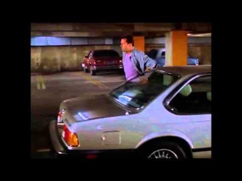 Moonlighting: David destroys a BMW 633 CSI