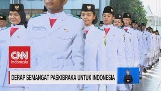 Download Video Paskibraka 2018 Berbagi Cerita pada CNN Indonesia MP3 3GP MP4