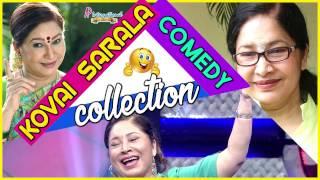 Kovai Sarala Comedy | Ajith | Santhanam | Soori | Shruti Haasan | Thambi Ramaiah | VTV Ganesh