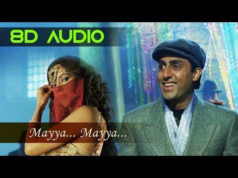 mayya-mayya---guru-|-8d-audio-song-|-use-headphone-|-a.r.-rahman