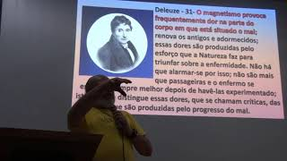Dor e Magnetismo segundo Deleuze e Jacob Melo