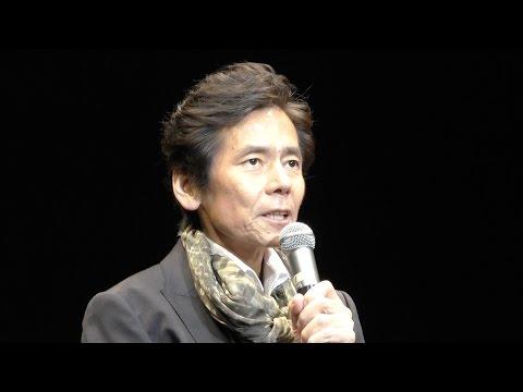 今井雅之、『WINDS OF GOD』東京千秋楽で舞台挨拶「役者として立ちたかった」