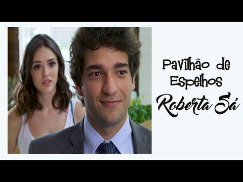 Pavilhão de Espelhos Roberta Sá Tema de Cida e Elano Cheias de Charme (Legendado)2016 HD.