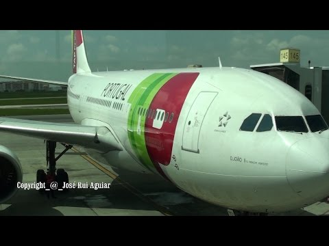 Lisbon Airport Ground Handling Service Landings Take-offs TAP Lufthansa Azores Airlines Emirates