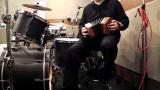 Concertina,Music for the Funeral of Queen Mary (Henry Purcell) コンサーティーナ 独奏