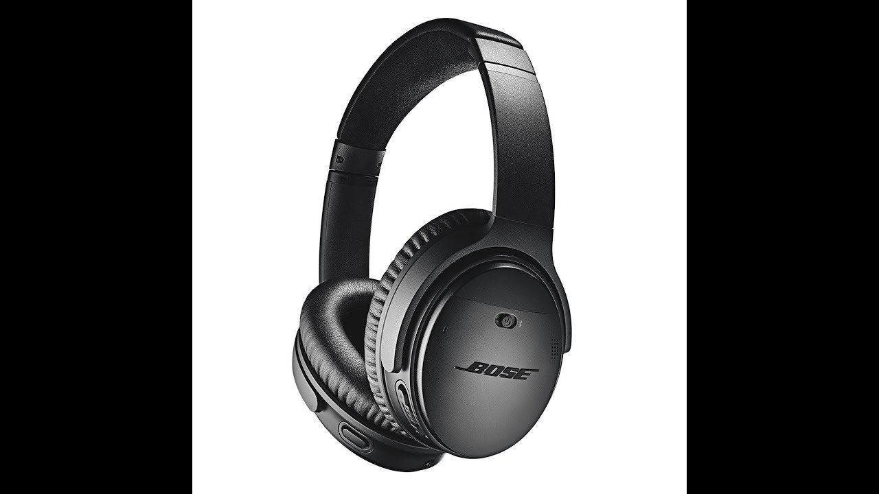 Cuffie Bose QuietComfort 35 II Wireless Nero (recensione ITA) - YouTube a6f636d46db1