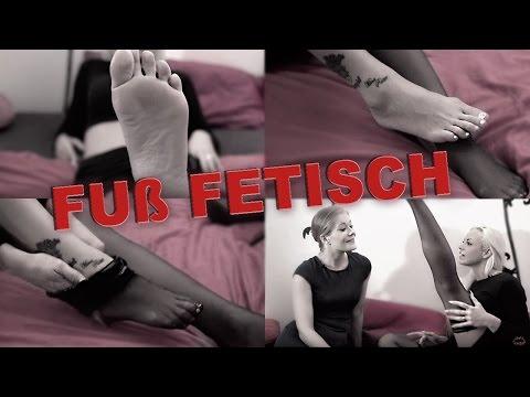 FUßFETISCH - zeig mir deine Füße! Nylon, High Heels, Footjob uvm.