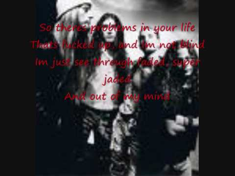 Alice in Chains Heaven Beside You with lyrics
