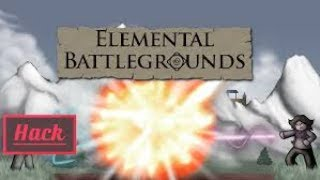 ELEMENTAL BATTLEGROUNDS HACK