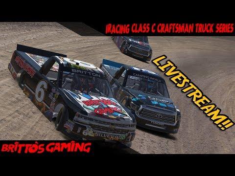 iRacing Livestream - Camping World Truck Series @ Eldora Speedway