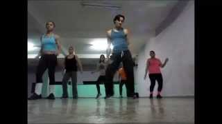 Michelle Williams - Say Yes (Choreography) feat. Beyoncé & Kelly Rowland Aula com Prof. Fabio Tiger