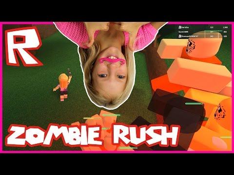 Zombie Rush - I'M A MAN | Roblox