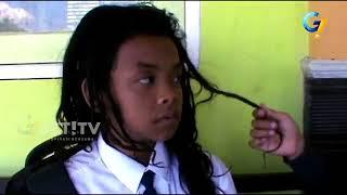 Video Viral Anak SMP Berambut Gimbal Aneh Dan Gaib YouTube