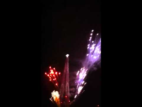 fireworks fireworks at the jewel box singapore