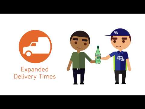 Bottled Water Delivery | ReadyRefresh by Nestlé