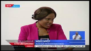 Wako Wapi: Bi Rukia- Alikua akiigiza kwa Tausi