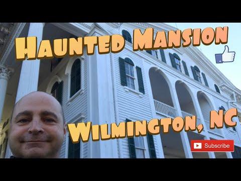 Haunted Mansion (Bellamy Mansion)