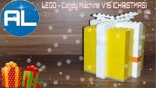 Lego - Candy Dispenser V1 [christmas Edition]
