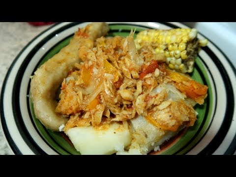 SaltFish & Dumpling ! MADE EASY