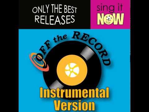 (Instrumental) Cracks in Mr Perfect - in the Style of Ne-Yo