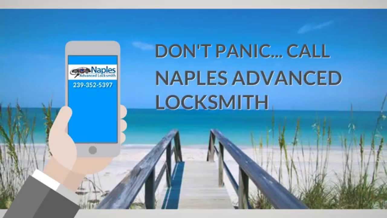 Auto Locksmith Naples Florida, Lockouts Naples FL, Car ...