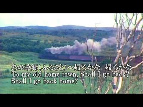 "H264 ""北国の春(Springtime In The North)"" ENGLISH COVER & JPN ORG"