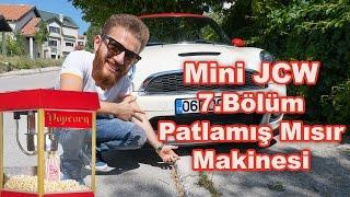 Gambar cover Mini JCW ''Patlamış Mısır Makinesi'' - Motor Kafalar 7.Bölüm