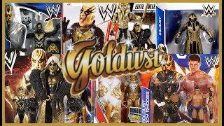 GOLDUST - Every WWE Mattel Action Figure