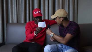 Stonebwoy talks about his mother death at a young age plus Rita Ora, Kranium collaborations