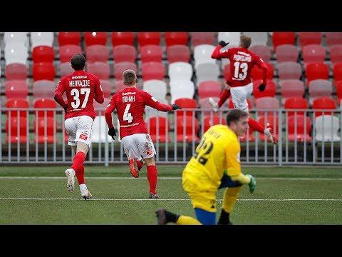 «Спартак-2» — «Сибирь» — 3:0
