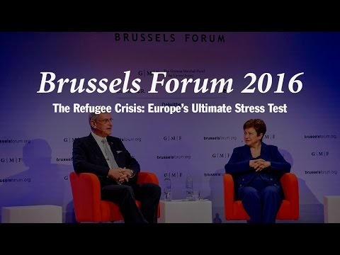 Brussels Forum 2016: The Refugee Crisis: Europe's Ultimate Stress Test