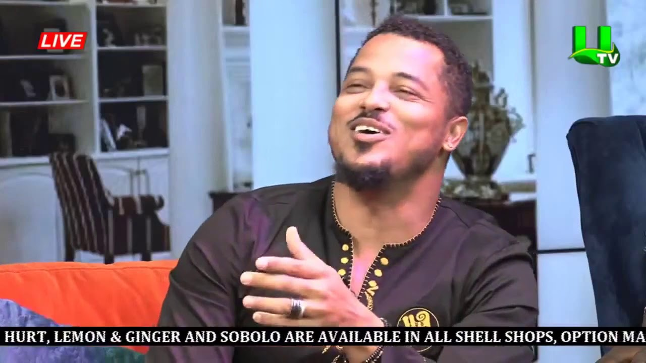 Download I Wanted To Become A Gynecologist – Van Vicker