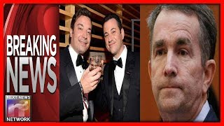 BREAKING: Fallon, Kimmel Ignore Northam's 'Blackface' Then 2 MAJOR Skeletons Come Out Of The Closets