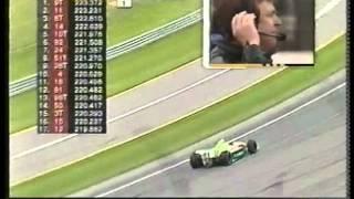 2000 IRL Indianapolis 500 Pole Day Qualifying