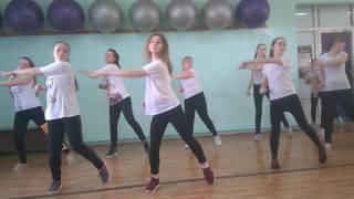 Танцы - Аэробная разминка