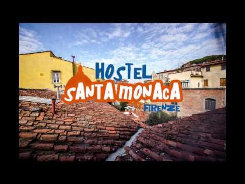 The Amazingly New Santa Monaca Hostel Florence, Tuscany